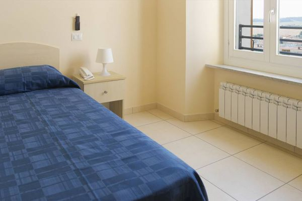 Pensione Piemonte Single Room